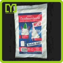 China Yiwu high quality cheap custom christmas tree removal bag