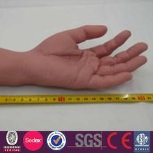 Plastic artificial hands
