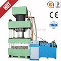 Cuatro columna hidráulica máquina de la prensa/de cuatro columnas de estampado de metal de prensa hidráulica