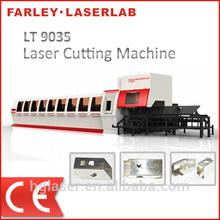 high power LT9035 3000w CNC laser tube cutting