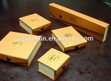 Wholesale costom leather jewelry box,jewerly box with mangnet