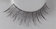 human eye model hand made false strip eyelash extension best selling