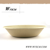 460ml disposable unbleach straw pulp cheap hot soup bowls