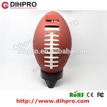 high quality plastic NFL american football digital saving bank