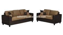 102116 Modern Living room furniture, microfiber sofa set/sofa suite