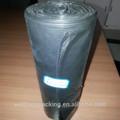 Büyük satış! 100% kazanılmış HDPE- biyobozunur plastik cf geri dönüşümlü çöp torbası rulo