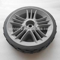 "8""x 1.75"" small plastic pram wheel stroller wheel"