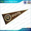 Saint NFL team satin soccer mini pennant flags