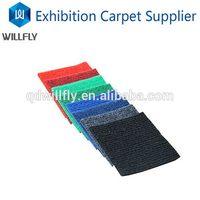 Fashion hotsell new design pvc back carpet tile