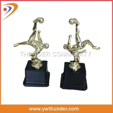 Bicycle Kick Samll Trophy Cups, Soccer Trophy, Sports Meeting Trophy Cups