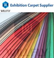 New stylish wool and polyester blending carpet