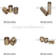 sintered oilite Iron bushing /Sintered Miniature Motor Bronze Bushings
