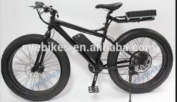 2014 new design carbon fat tire bike beach cruiser