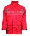 Tecron segurança fr 3 em 1 revestimento/destacável isolado fr jaqueta de algodão/fr jaqueta de algodão