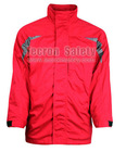 Tecron Safety FR 3 IN 1 Jacket / Detachable FR Insulated Cotton Jacket / FR Cotton Jacket