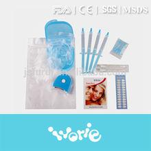 2015 Popular Teeth whitening home kit, teeth cleaning kit