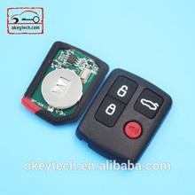OkeyTech car remote key 3+1 button for Ford Falcon remote key 433Mhz