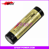 2014 New arrival Original efest 18650 2600mAh 3.7V Li-ion unprotected rechargeable Battery for 18650 battery