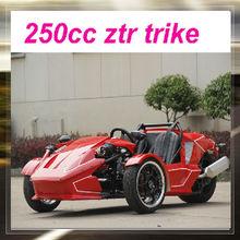 COC three wheel 250CC EEC ZTR trike for adult