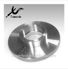 customized precision CNC machining parts,5 Axis CNC Turning Machined Stainless Steel component,forged parts