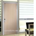 الكلاسيكية الداخلية خشبية أبواب غرفة عازلة للصوت