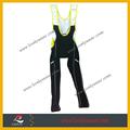 design personalizzato bicicletta lungo bavaglino pantaloni ciclismo pantaloni bretella