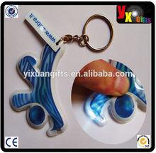 machine for digital photo/jordan watch/ Led pvc keychain