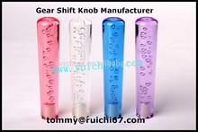 NEW ITEM pink gear shift knob lighted