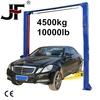 User-Convenient automatic car wash lift system