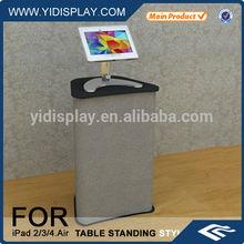 YIDISPLAY tablet secure desk/counter mount