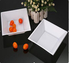 Disposable Plastic Plate Trays in Various Size