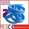 Wholesale Friendship Logo Engraved Debossed Colour Promotional Customized Silicone Bracelet Magnetic