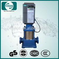New design 2900r/m max rotation water pump controller sensors