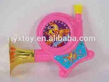Trumpet Kids Plastic Slide Toys/plastic Filled Toys