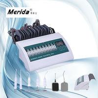 2014 latest EMS microcurrent facial machine