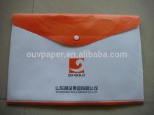 Customized A4 plastic folder, customized A4 folder, customized A4 file