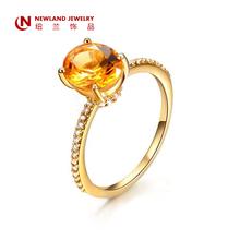 Fashion Women Ring Wholesale Cubic Zirconia Rings