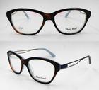 2014 latest new design hot sale full rim acetate optical frame
