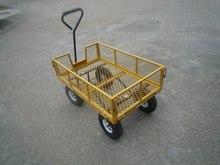 beach shopping cart,antique metal cart wheels