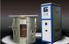 rapid melting oven small metal melt furnace 50kg induction melting furnace