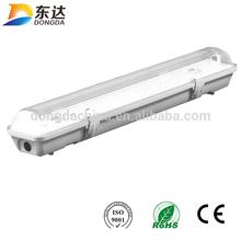 led board lamp tri-rproof light B series diffuser fitting led vapor proof light fitting