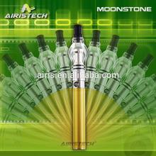 Airistech 2014 wholesale wax vaporizer pen Moonstone ego vaporizer pen quick shipment for peak season