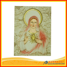 Latest fashion design polyester resin crafts