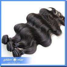 Hot selling extra texture malaysian virgin body wave hair