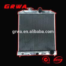 car aluminium radiator heating