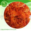Granel secos de vegetais, orgânica e nutritivo do desidratados da cenoura