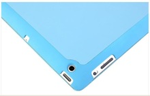 Blue fancy portable tablet tpu protective cover