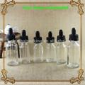 Bottiglie di vetroingrosso, nomi di collirio a prova di bambino con contagocce& pipetta di vetro