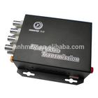 8 Channel Optical fiber Video converter (8 CH 1 D)