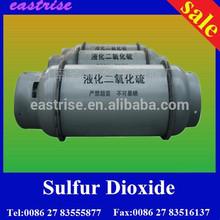 High purity 99.9% sulfur dioxide gas, SO2 gas